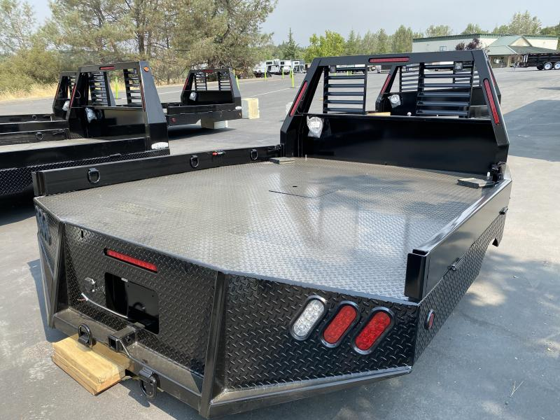 """GREAT NORTHERN CC 60"""" DUALLY TRUCK BED"""