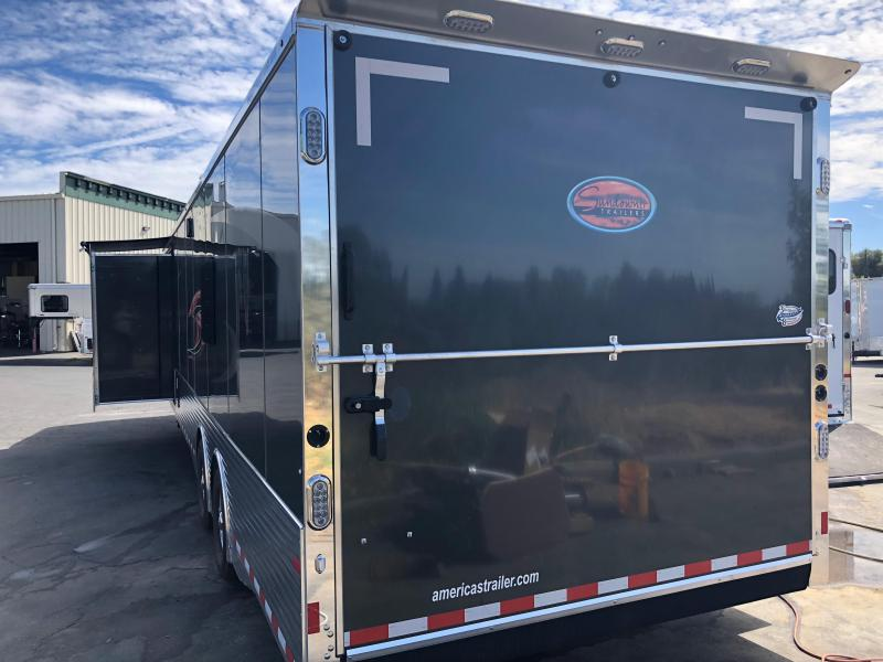 2019 Sundowner Trailers 2586SGM Toy Hauler