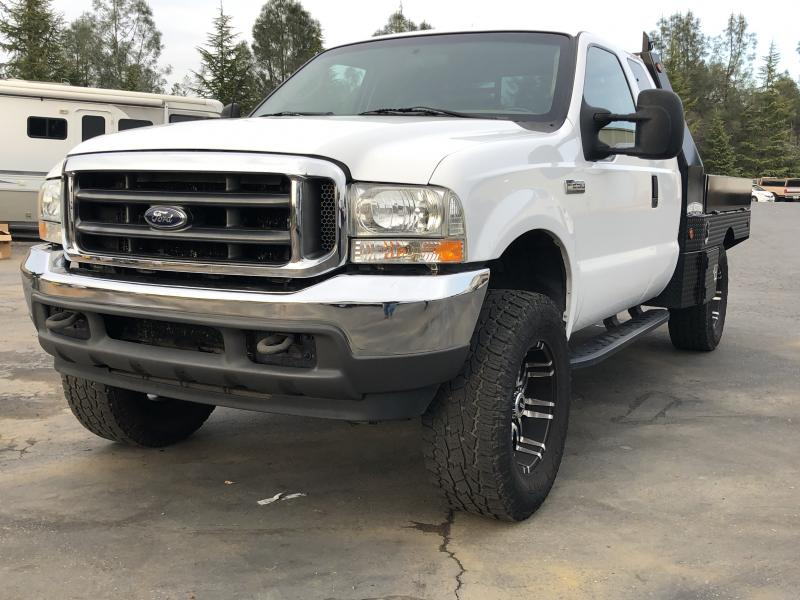 2003 F250 7.3L Power Stroke only 152k miles. Great running reliable truck, with top grade Great Northern Truck bed.