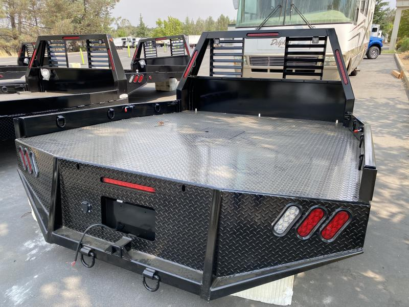 GREAT NORTHERN DUALLY TRUCK BED
