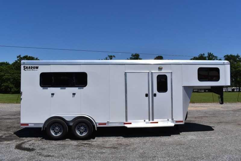 2019 Shadow Trailers 3HGNSMT Stable Mate Horse Trailer