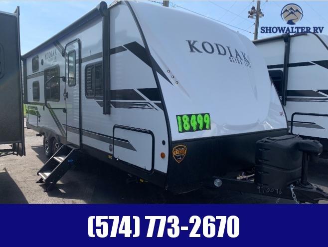 New 2021 Kodiak Ultra Lite 227BH Travel Trailer