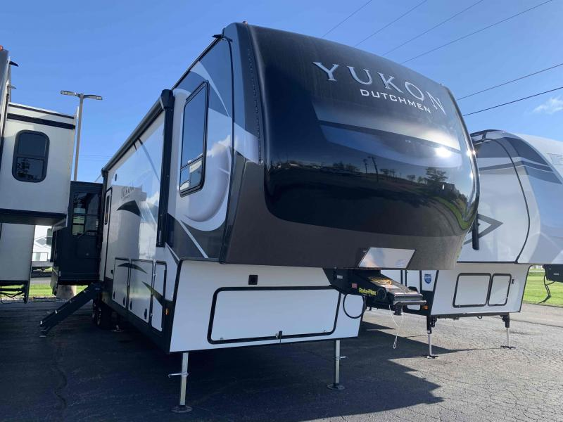 2021 Dutchmen Mfg 400RL Yukon Fifth Wheel Campers