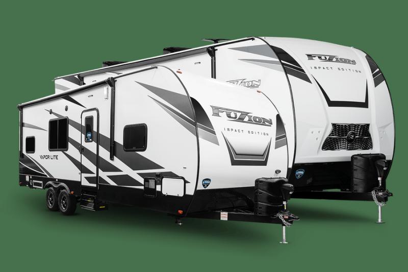 2021 Keystone RV 330 Fuzion Impact Toy Hauler