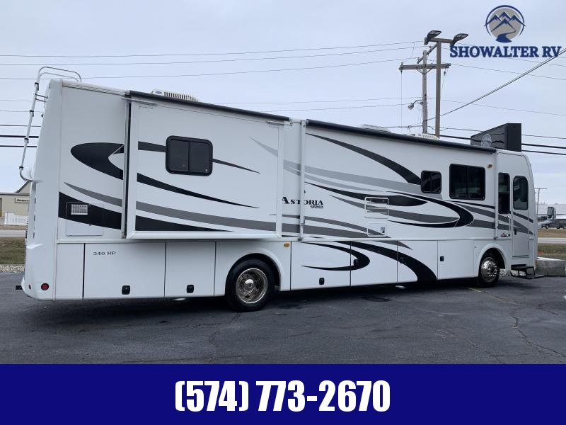 2008 Damon Corporation Astoria 3776 Class A RV