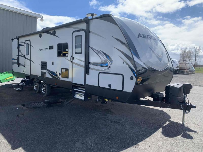 2018  Aerolite 2843bh Travel Trailer