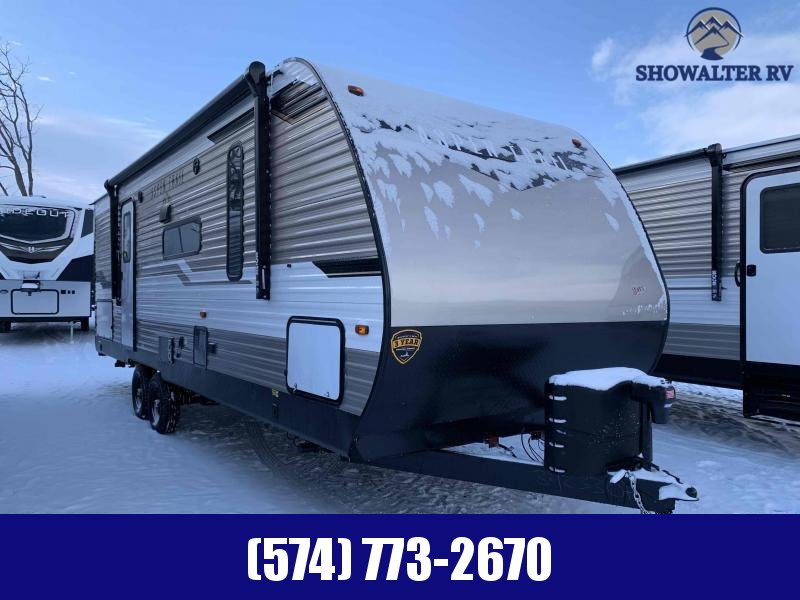 2021 Dutchmen Mfg Aspen Trail 2550BHS Travel Trailer RV