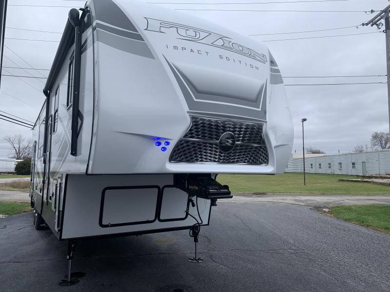 2021 Keystone RV 367 Impact Toy Hauler