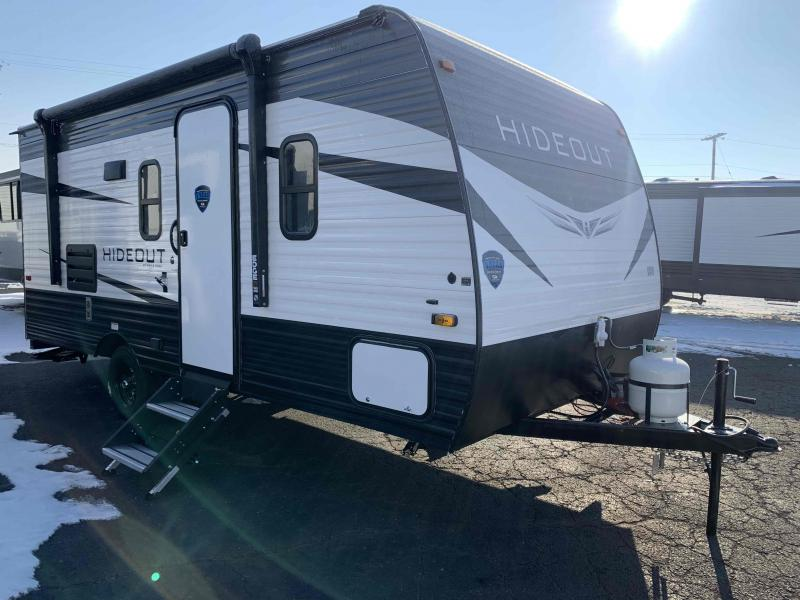 2021 Keystone RV Hideout 176BH Travel Trailer RV