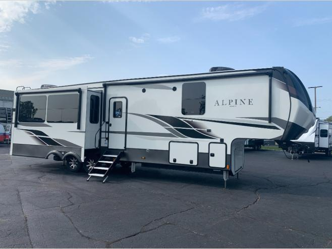 2021 Keystone RV Alpine 3700FL Fifth Wheel Campers RV