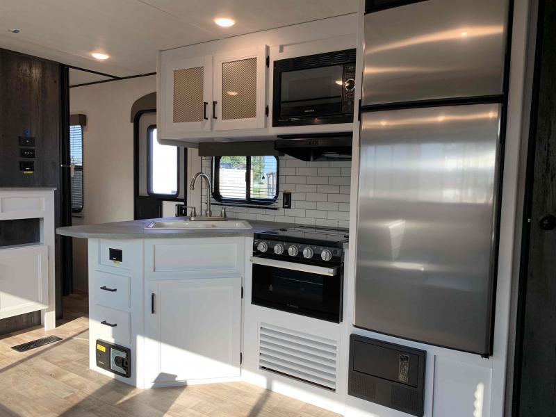 2022 Keystone RV Hideout 272bh Travel Trailer