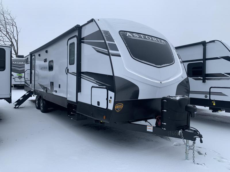 2021 Dutchmen 3203BH Travel Trailer