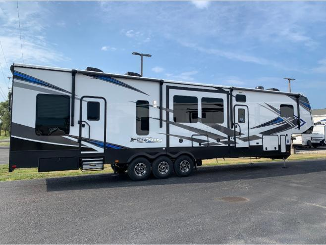 New 2021 Keystone RV Fuzion 419