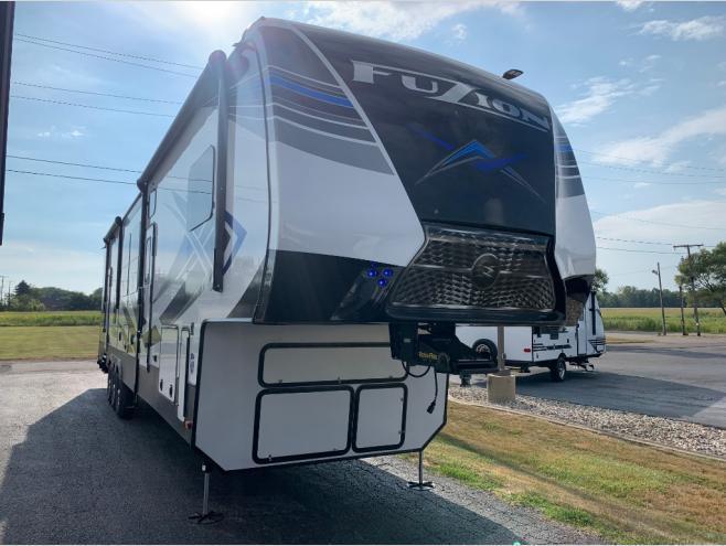2021 Keystone RV Fuzion 419