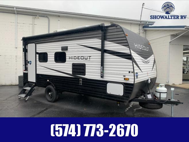 New 2021 Keystone RV Hideout Single Axle 172TX
