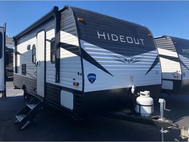 New 2021 Keystone RV Hideout Single Axle 186SS