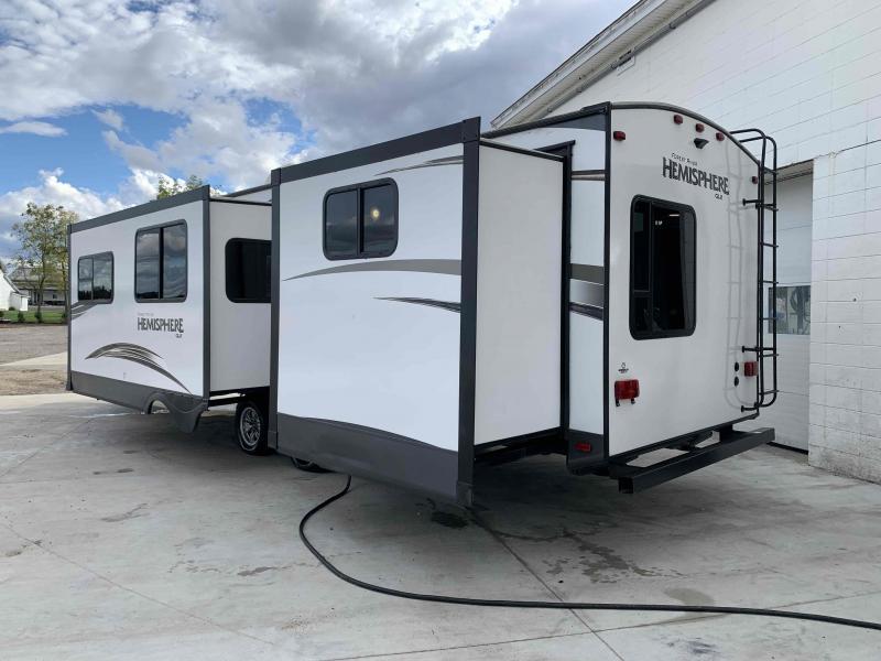 2017 Forest River Salem Hemisphere GLX 312QBUD Travel Trailer RV