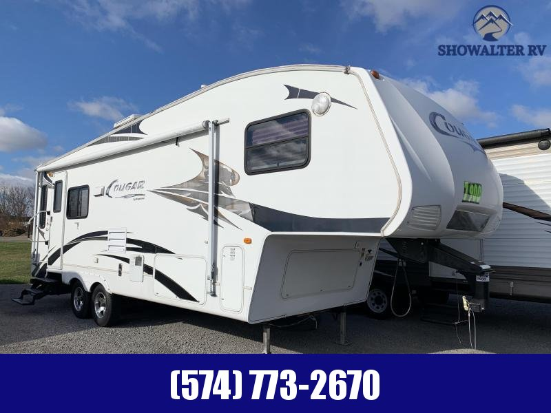 2006 Keystone RV Cougar 276EFS Fifth Wheel Campers RV