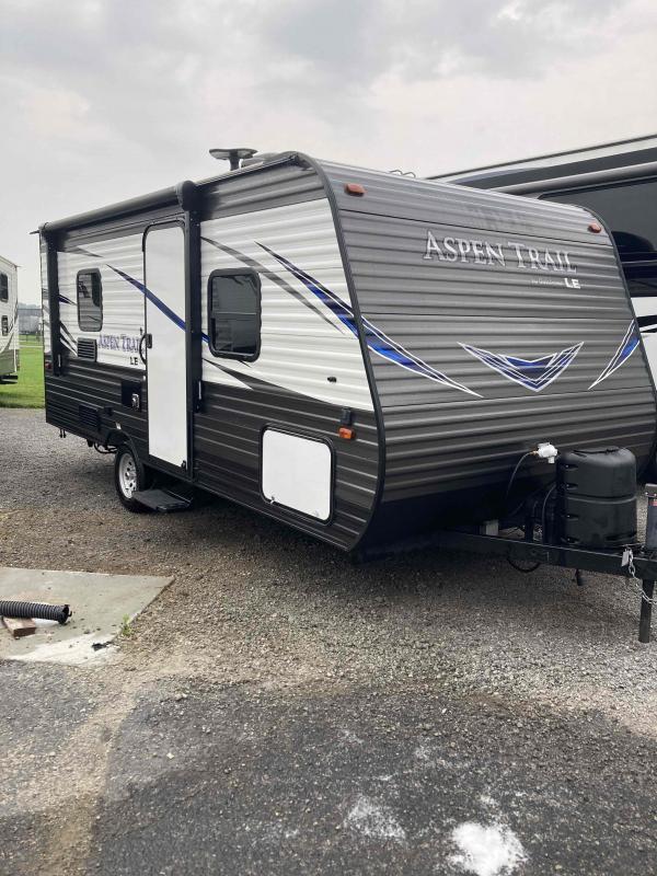 2019 Dutchmen Mfg Aspen Trail 1800rb Travel Trailer