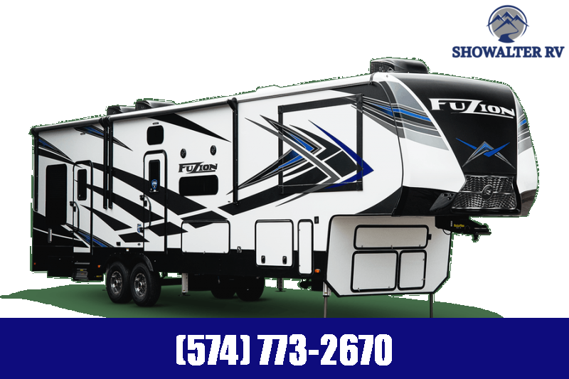 2021 Keystone RV Fuzion 373 Toy Hauler RV