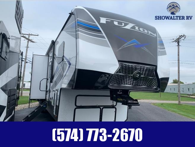 New 2021 Keystone RV Fuzion FZ 428