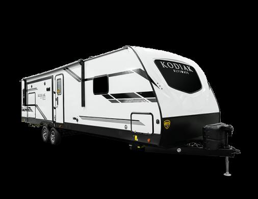 2022 Dutchmen  Kodiak Ultimate 3321BHSL  Travel Trailer