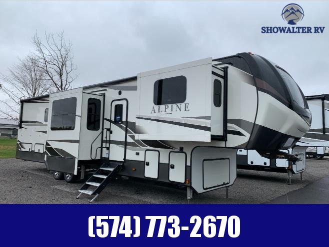 2021 Keystone RV Alpine 3650RL Fifth Wheel Campers RV
