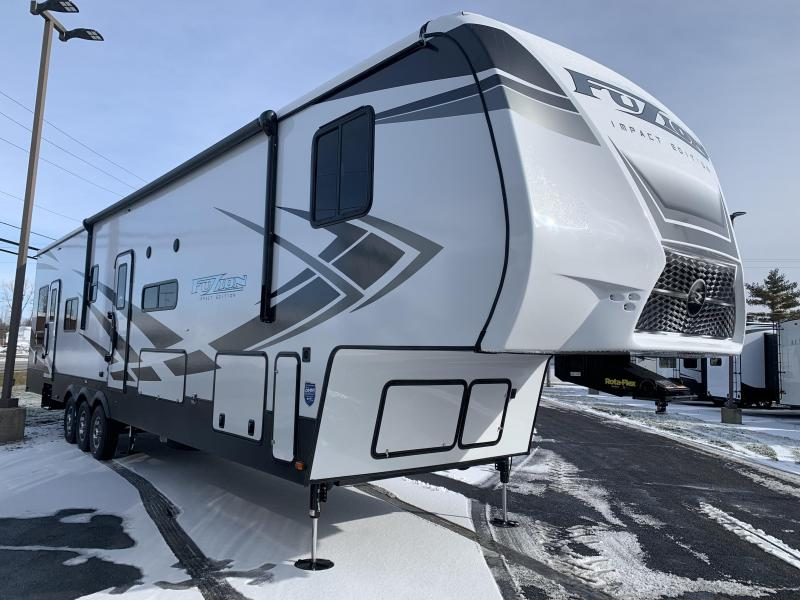 2021 Fuzion Impact 415 Travel Trailer