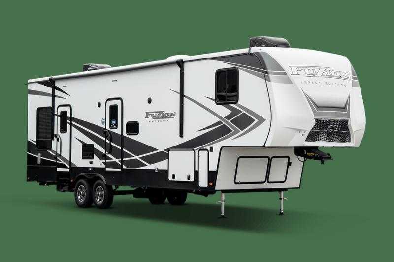 2022 Keystone RV 367 Fuzion Impact Toy Hauler