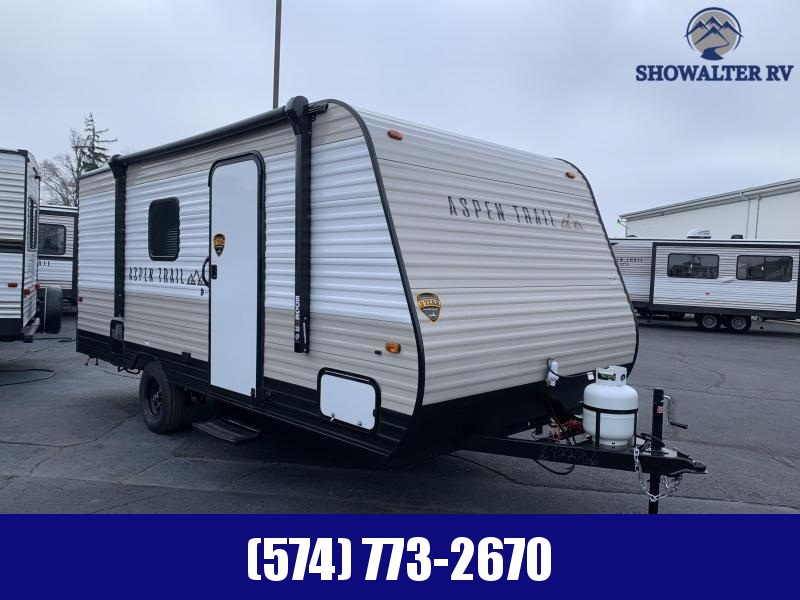 2021 Dutchmen Mfg Aspen Trail 17BH Travel Trailer RV