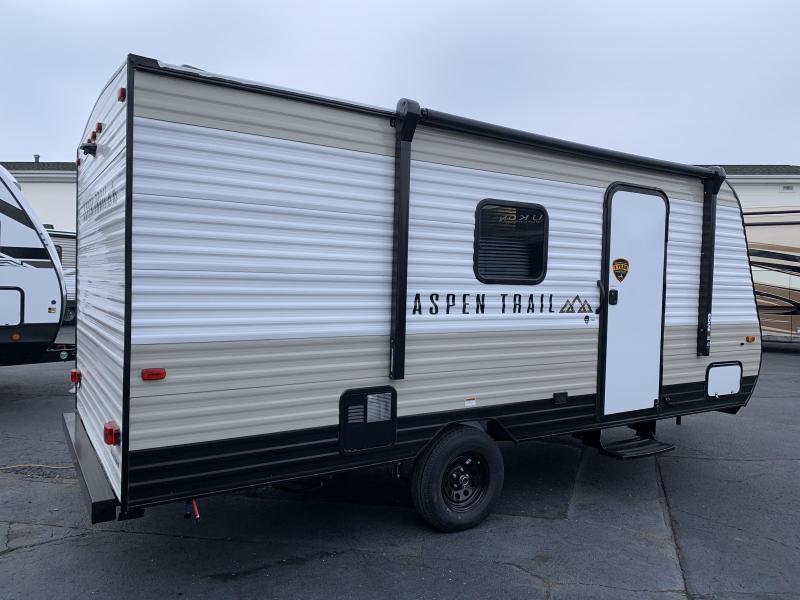 2021 Dutchmen Mfg Aspen Trail 17BH Travel Trailer RV
