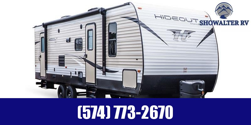 2021 Keystone RV 290LHS Hideout Travel Trailer