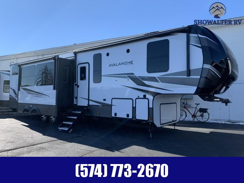 2021 Keystone RV 390DS Avalanche Fifth Wheel Campers