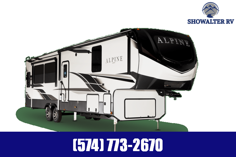 2021 Keystone RV Alpine 3220RL Fifth Wheel Campers RV