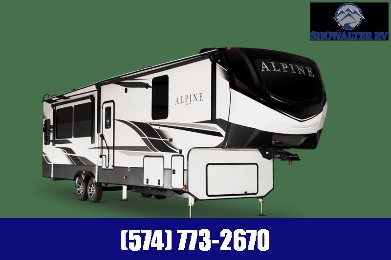 2021 Keystone RV Alpine 3220RL Fifth Wheel Campers RV