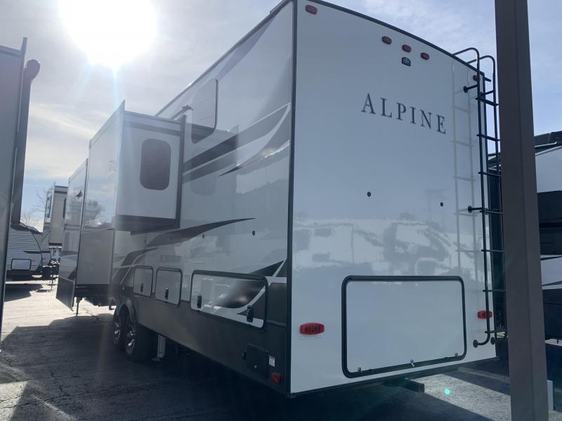 2021 Keystone RV 3712KB Alpine Fifth Wheel Campers