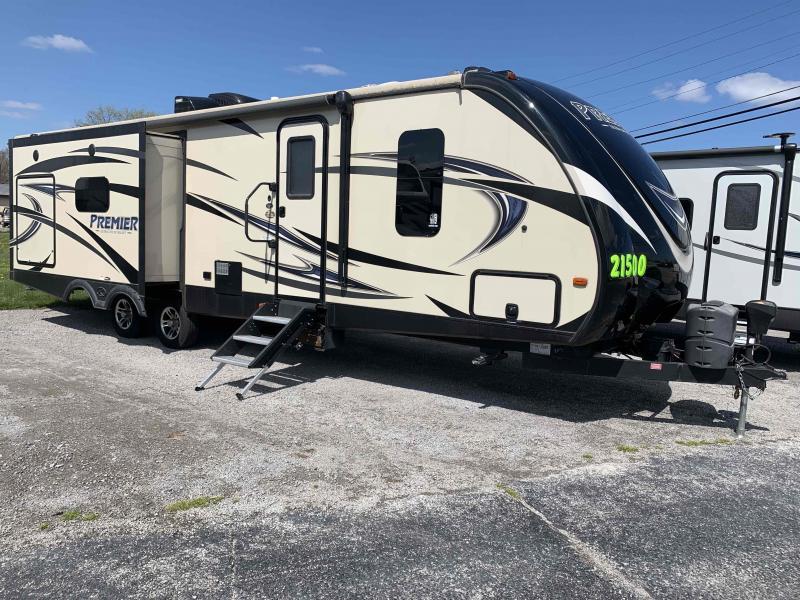 2016 Keystone Bullet 30RIPR Premier travel trailer  Campers