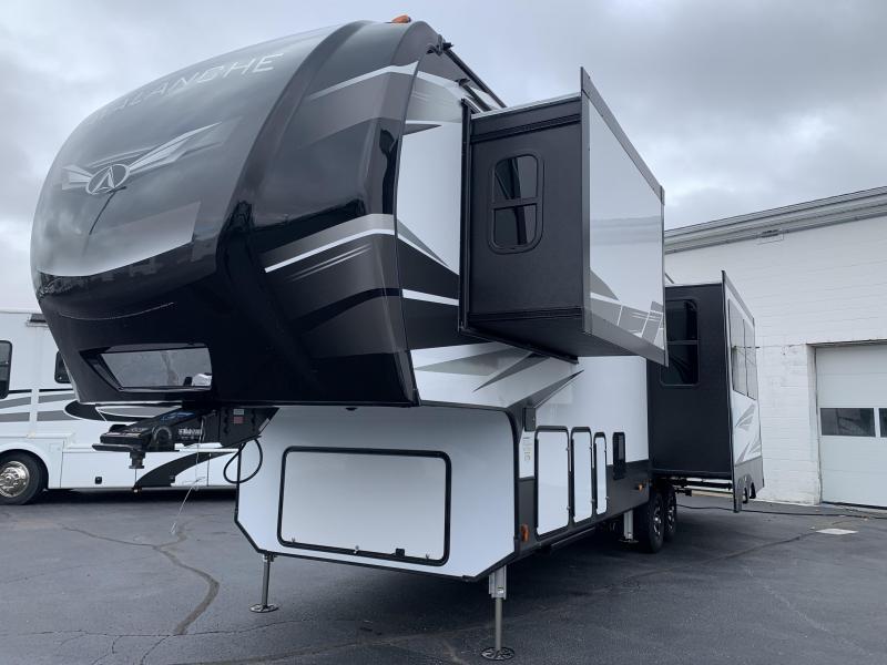 2021 Keystone RV Avalanche 295RK Fifth Wheel Campers