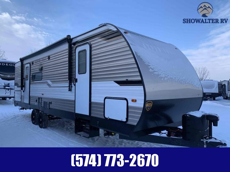 2021 Dutchmen Mfg Aspen Trail 2850BHS Travel Trailer RV