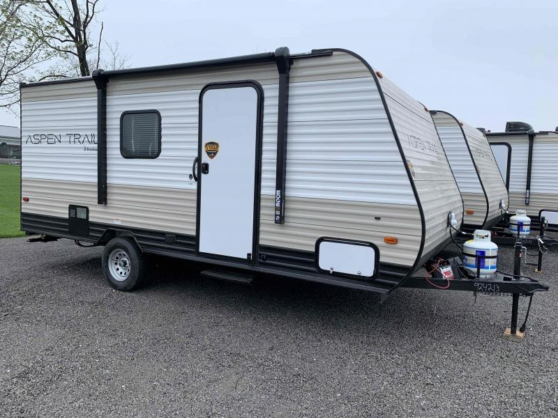 2021 Dutchmen Mfg 17bh Travel Trailer