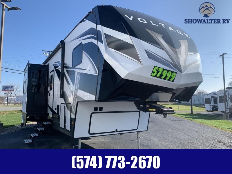 2021 Dutchmen Voltage Triton 3571 Toy Hauler RV