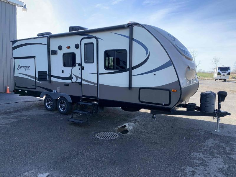 2016  Surveyer 243rbs Travel Trailer