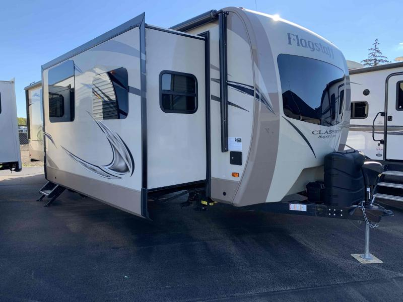 2018 Forest River 832FLBS Flagstaff Classic Travel Trailer