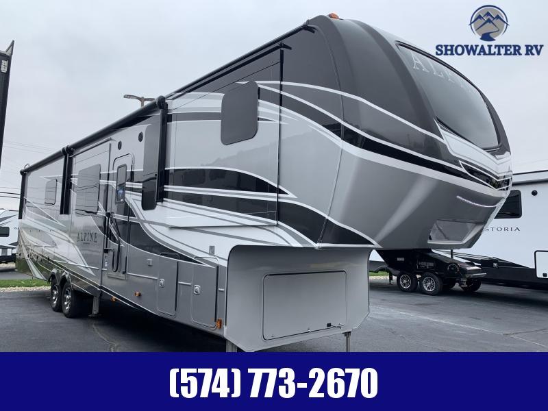 2021 Keystone RV Alpine 3790FK Fifth Wheel Campers RV