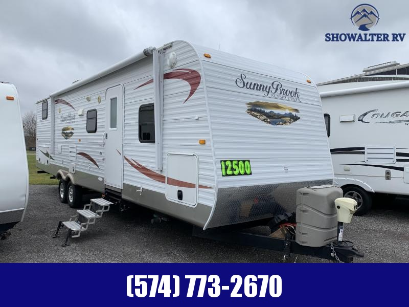 2012 SunnyBrook SUNNY BROOK Travel Trailer RV