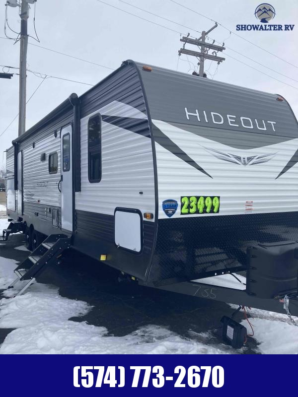 2021 Keystone RV Hideout 318BR Travel Trailer RV