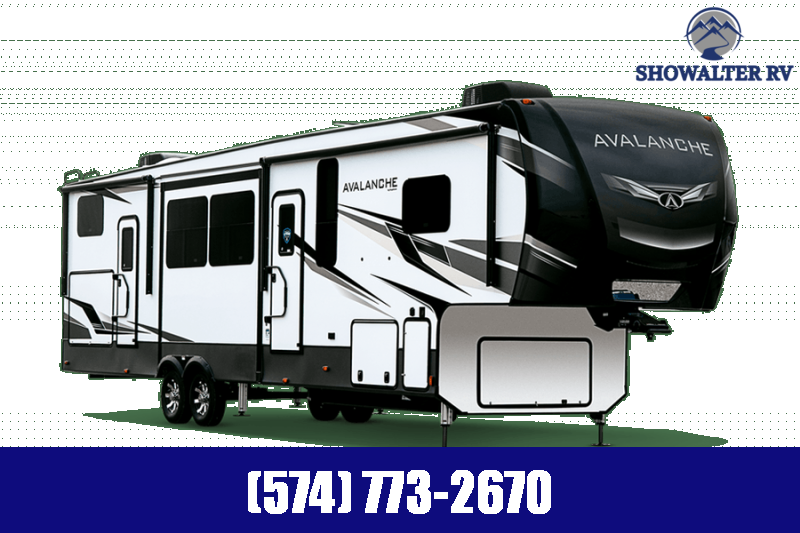 2022 Keystone RV 390DS Avalanche Fifth Wheel Campers