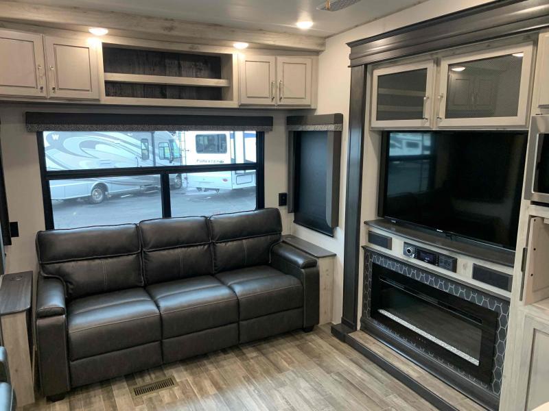 2021 Keystone RV Avalanche 322RL Fifth Wheel Campers RV