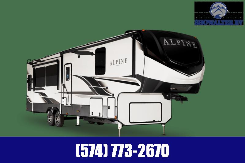 2021 Keystone RV 3910RK Alpine Fifth Wheel Campers