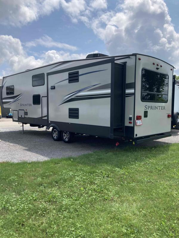 2019 Keystone RV 31FWMB Sprinter Campfire Fifth Wheel Campers